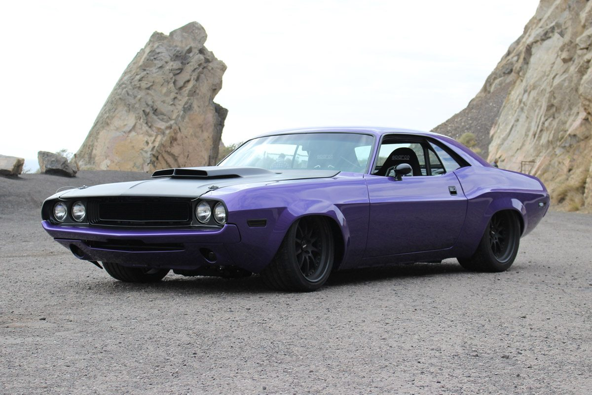 Dodge Challenger Conversion >> JCG/KD 70 Challenger - JCG Restoration & Customs