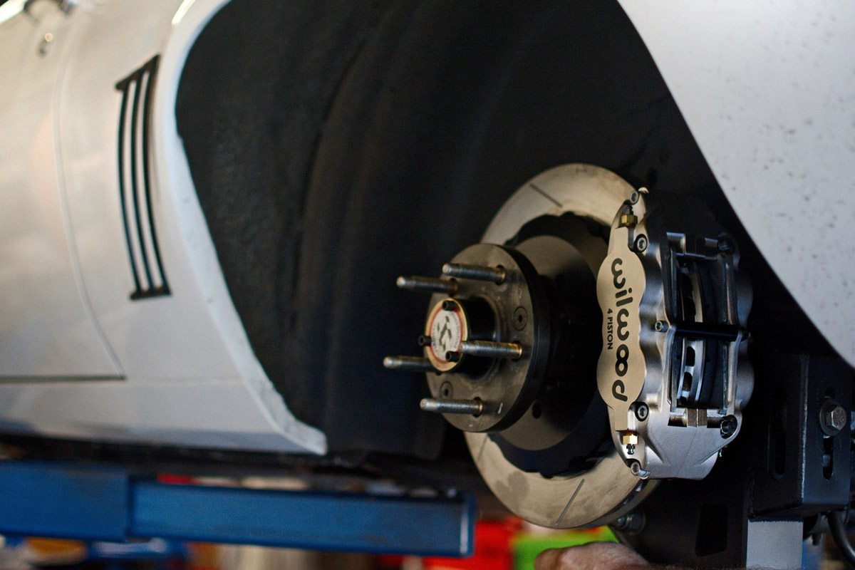 JCG Restoration Brakes