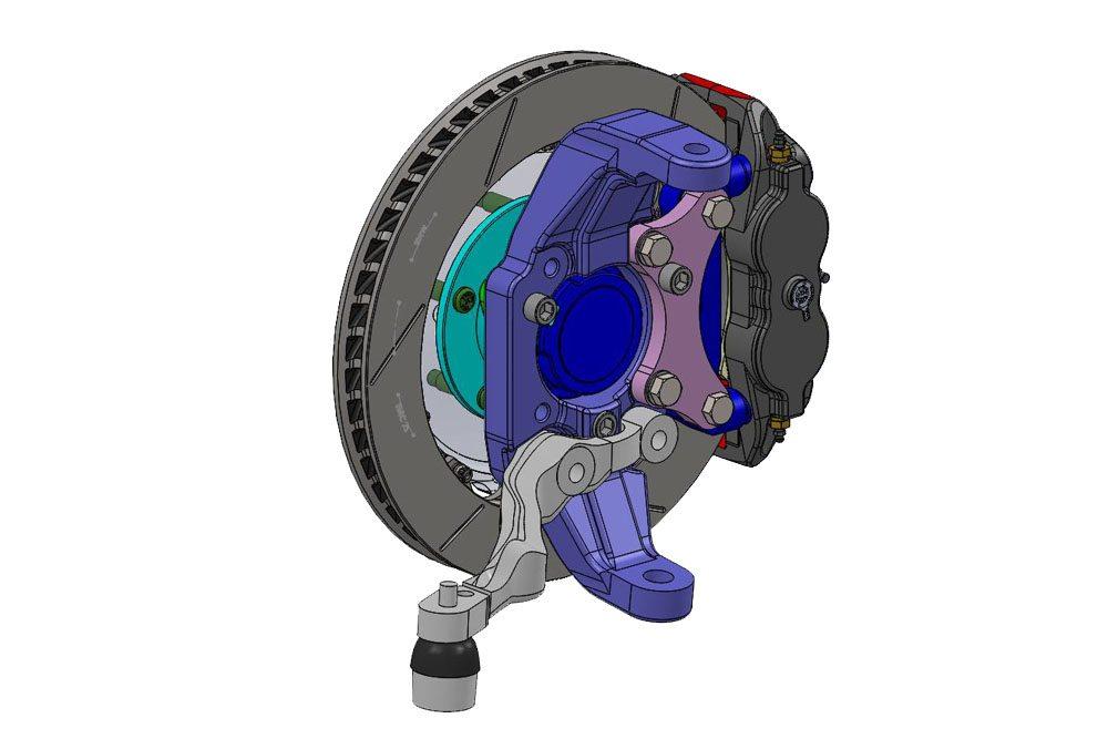 JCG Restoration Custom Brakes 4