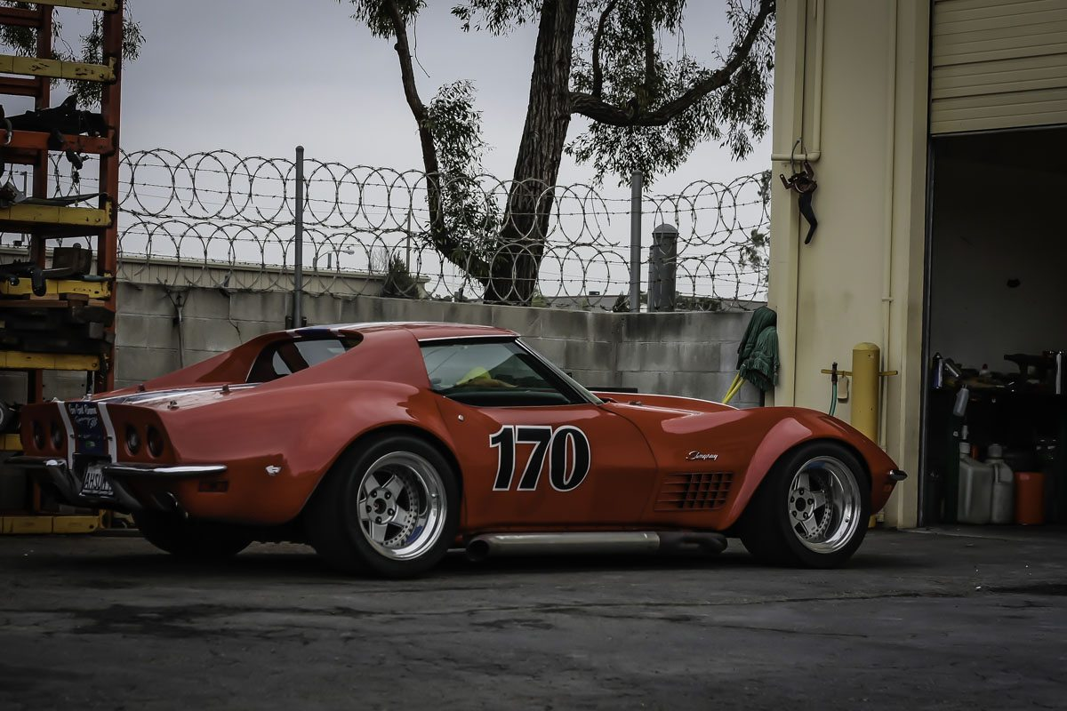 JCG 70 C3 Corvette - JCG Restoration & Customs