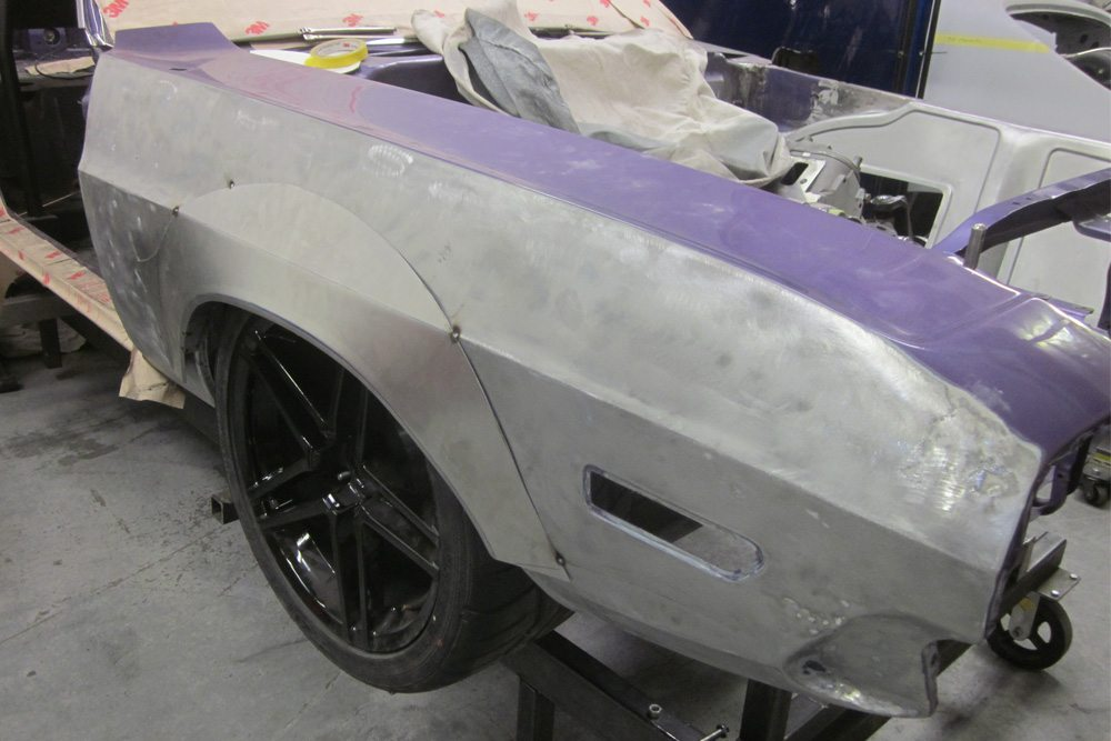 JCG Restoration Fabrication 2
